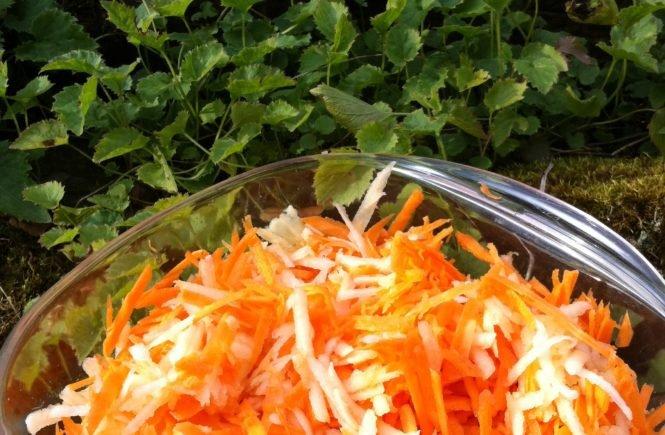salat 1 665x435 - Der Geschmack meiner Kindheit -