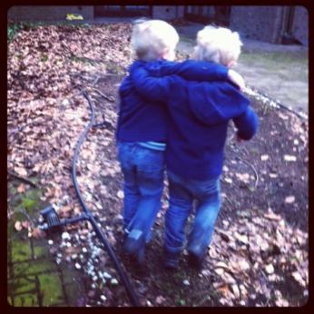 foto 2 1 - Ein Bruder, eine Schwester - Geschwister sind toll! Ein sehr subjektives Plädoyer für´s Zweitkind -