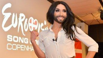 eurovision song contest conchita wurst als bondgirl 41 51776740 - Conchita Wurst: Seine Mama muss sooo stolz auf ihn sein -