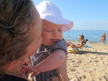 ferien5 - Unsere Frankreich-Ferien ODER Wie macht man Strandurlaub mit einem Baby? -