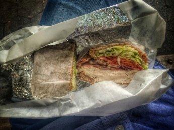 sandwich 0 - Satt von Fußball! -