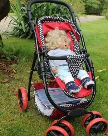 kiwa1 0 346x435 - Puppenwagen-Test: Lisas Tochter durfte Probefahren und hat diesen Bericht selbst diktiert <3 -