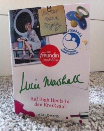 lu1 346x435 - Auf High Heels in den Kreißsaal! Wir verschenken drei Bücher von Lucie Marshall! -