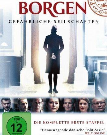 borgen 346x435 - Produkte zum Überleben der Ferienzeit #8: Borgen DVD -