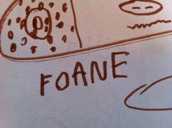 foane - Das Flukzoik von voane - Rechtschreibung lernen heute. -