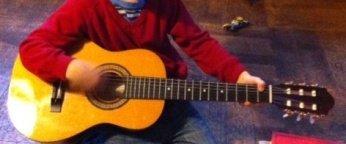 gitarre - Kinder und Musik - war früher wirklich alles besser? -