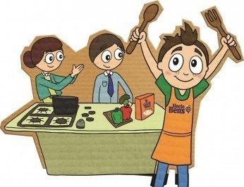 bens1 - Kooperation mit Uncle Ben´s: Wie haltet Ihr es mit dem Familienessen? -
