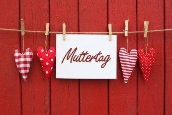 muttertag 12.mai  - MUTTERTAG & GEWINNER! -