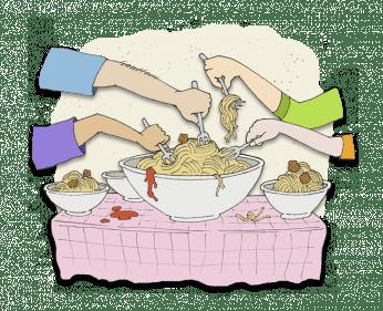 2 familienrituale - Kooperation: Schafft Ihr es noch, gemeinsam zu frühstücken? Der Groupon-Familienguide gibt Tipps -