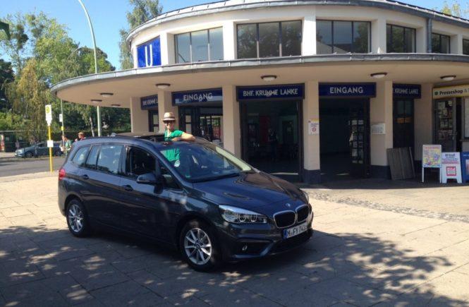 bmw1 665x435 - Eine Sonntagsfahrt im BMW 2er Gran Tourer -