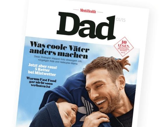 dadcover 559x435 - Wie können zwei Männer ein Baby bekommen, Papa? -