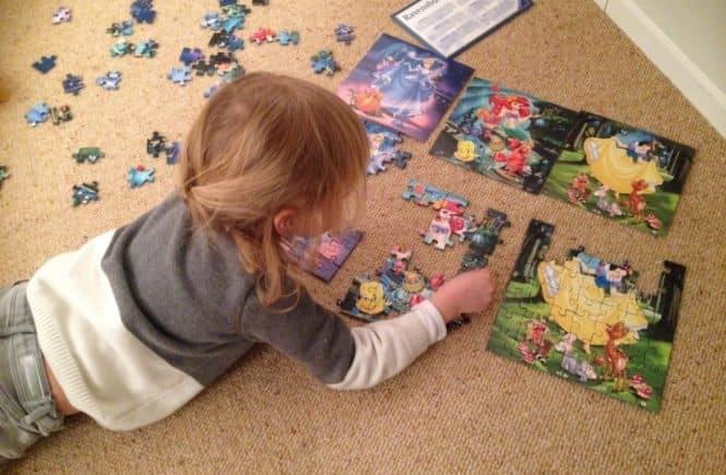 puzzle 665x435 - Einhörner und Co - was meine fünfjährige Tochter toll findet -