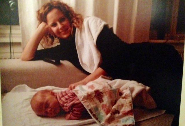 bab1 640x435 - Ein Blick zurück: Wie war das nochmal als frischgebackene Mama? -