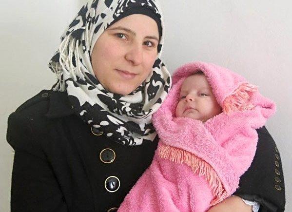 nour 599x435 - Gastbeitrag: So einfach könnt Ihr Frauen in Syrien helfen -