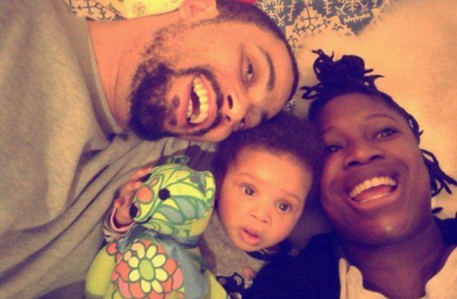 """olaolu 665x435 - """"Und Ihr so?"""": Heute mit Olaolu, Philipp und Baby Naima aus Berlin -"""