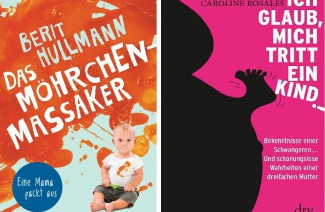 buecher 3 665x435 - Tipps von Mamour: Die besten Bücher für Schwangerschaft, Geburt und erstes Jahr mit Kind -