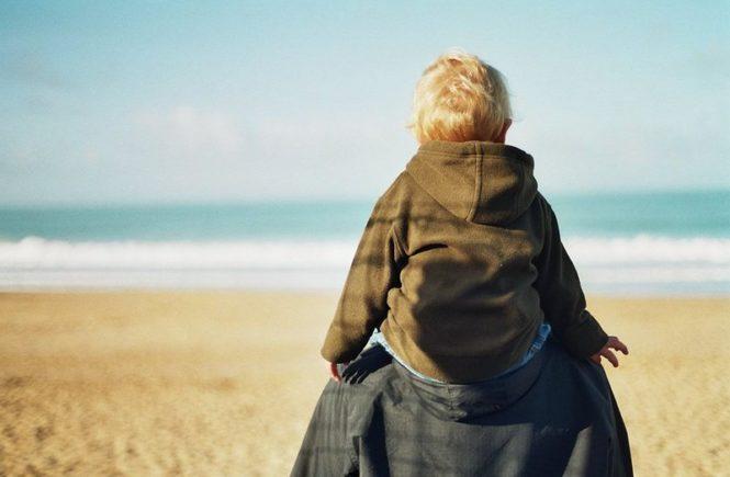vaterkind 665x435 - Gastbeitrag von Nele: Wie ich eine neue Liebe fand und mein Sohn einen Vater bekam -
