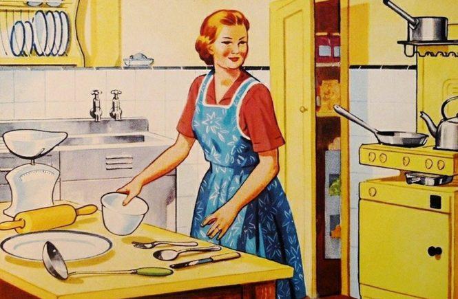 haufrau 665x435 - Gastbeitrag von Jenny: Warum ich gerne Hausfrau und Mutter bin -