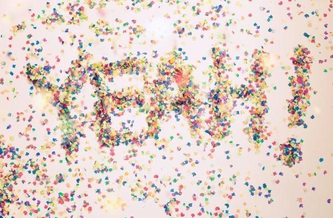 konfetti 0 665x435 - Unser Dankeschön für 20000 Facebook-Fans: Gewinnt ein Wochenende in einem Familotel -