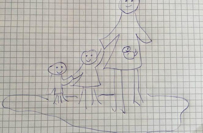dreikinder 665x435 - JA zum dritten Kind! Warum wir uns darüber gar nicht genug freuen können -