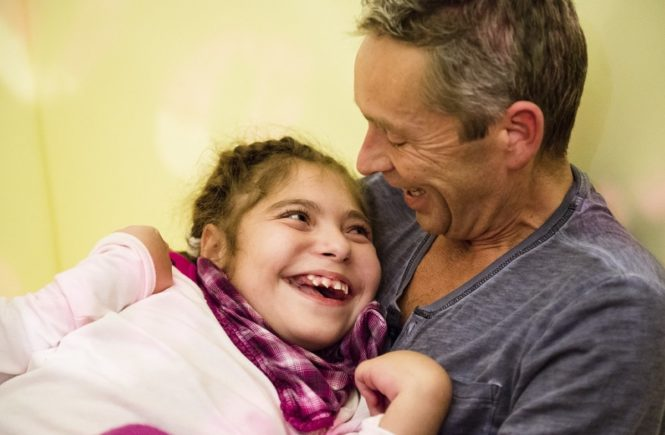 marie 0012 0 665x435 - Reportage aus dem Kinderhospiz: Solange Marie lacht... -