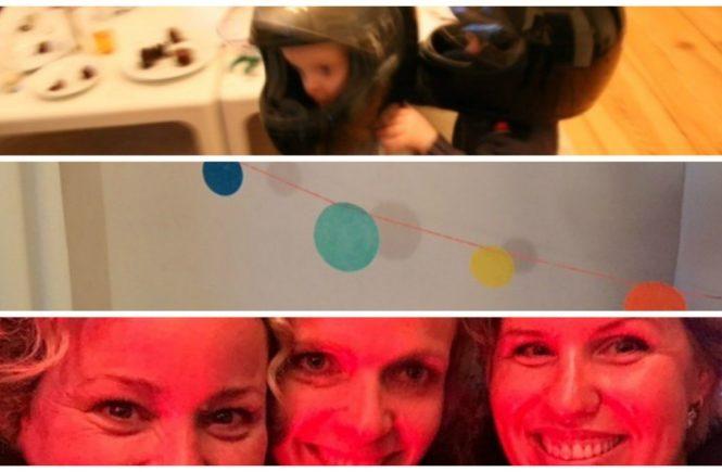 collage 665x435 - Fotos aus dem Familien-Alltag: Was bei uns in den letzten Tagen los war - #tagebuchbloggen -