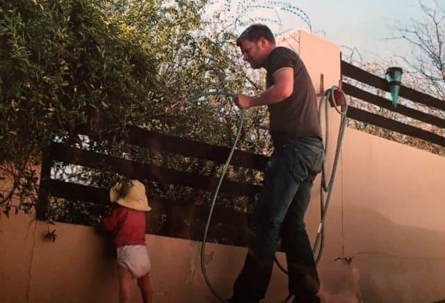 """namibia 640x435 - Kooperation mit Pampers: Daddy-Takeover vom Land-Papa – """"Meine ganz persönlichen Papa-Meilensteine"""" -"""