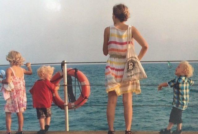 urlaubmitdreikindern 640x435 - Kooperation mit der AOK: Plädoyer – Eltern entspannt Euch, ihr macht einen ECHT guten Job! -