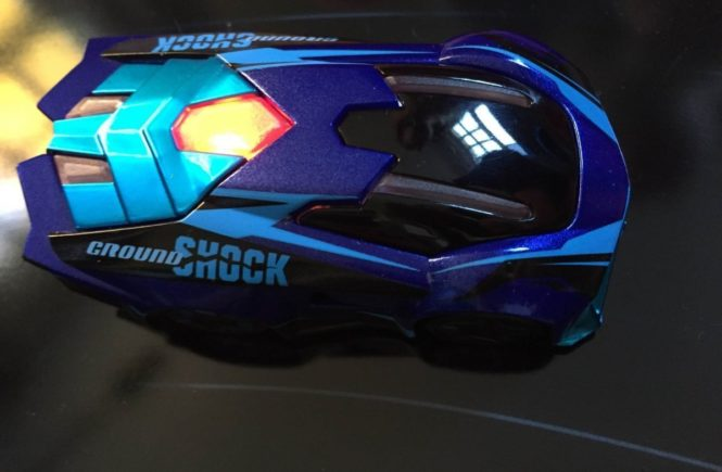 anki auto 665x435 - Im Praxist-Test: Wie mit Anki Drive die Grenze zwischen Realität und Virtuellem verschwimmt -