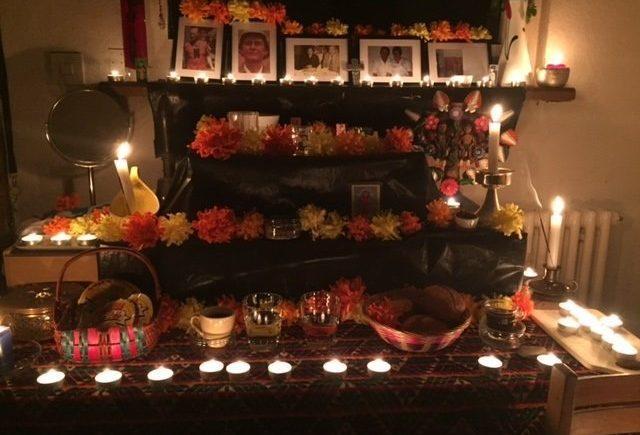 diadelosmuertos3 640x435 - Mexikanische Tradition: Wie wir dem Tod auf einmal fröhlich begegneten -