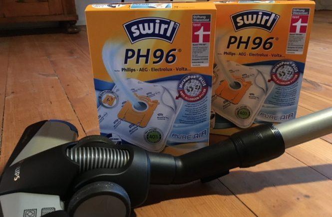 img 0268 665x435 - Gewinnt einen Jahresvorrat Swirl Staubsauger-Beutel und einen Staubsauger von Philips! -