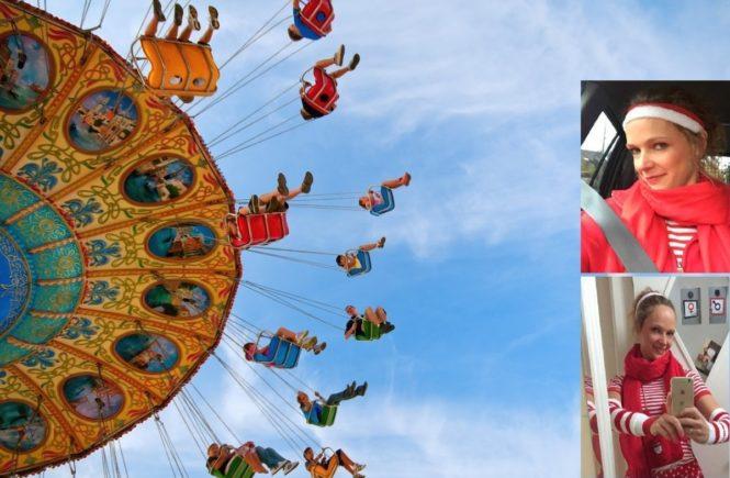 mama feiert karneval 665x435 - Abschalten, loslassen, Party on: Warum Eltern unbedingt auch mal unvernünftig sein müssen -