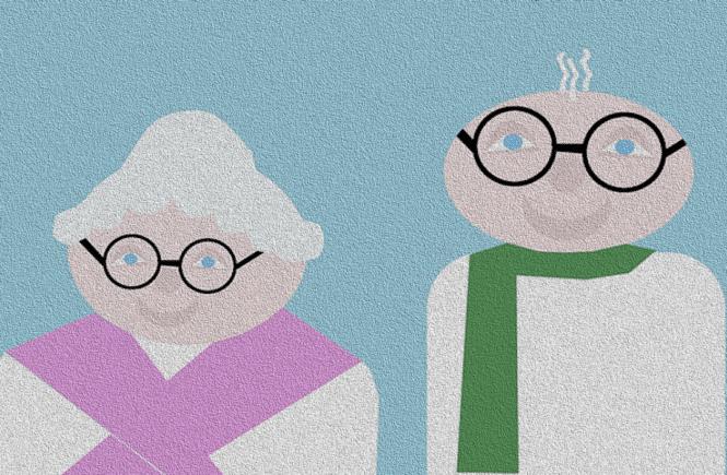 grandma 1038239 1280 0 665x435 - Leserfrage: Wie sage ich meiner Schwiegermutter, dass sie sich zu viel einmischt? -