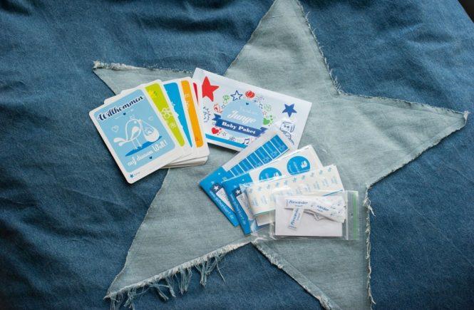 gutmarkiert babypaket 9 kl 665x435 - Das ideale Geschenk zur Geburt: Wir verlosen zuckersüße Babypakete von gutmarkiert -