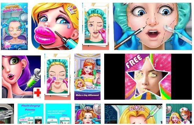 schoenheits apps - Petition gegen Schönheits-OP-Apps: Was haltet ihr von Beauty-Spielen für Kinder? -