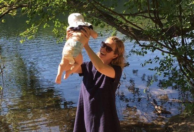 pamoi 640x435 - Sommer-Themen: Wie schütze ich die Haut meines Babys und der Schwimmwindel-Test von Pampers -
