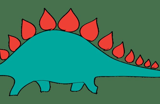 stegosaurus 1418308 1280 665x435 - Bei uns wohnt jetzt ein unsichtbarer Dino - warum Phantasie einfach wunderbar ist! -