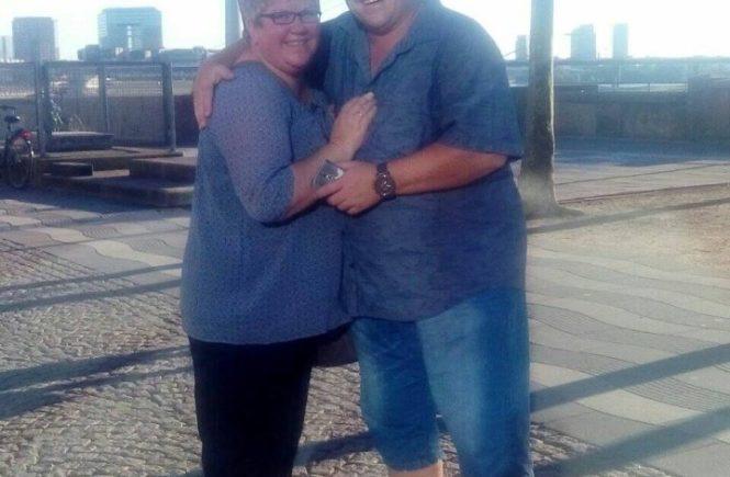 """birgit 665x435 - """"Danke, dass Du mit mir gegen den Krebs kämpfst"""" - Birgits Liebeserklärung an ihren Mann -"""