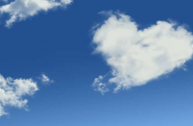 liebe sehnsucht wolke herz 665x435 - Warum ich meinen Erzeuger nicht kenne(n will) – Gastbeitrag von Inga -