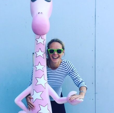 fullsizerender 1 438x435 - Giraffenjagd für Toys`R`Us: Die Land-Mama auf Großstadtsafari in Köln -