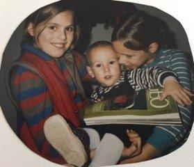 """raphael - """"Wie ich als Kind den Tod meines Bruders erlebte"""" - Gastbeitrag von Natalia -"""