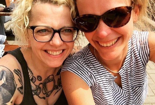 rike drust lisa harmann 640x435 - Über die Scheißangst, es als Mutter zu vermasseln - Interview mit Autorin Rike Drust -
