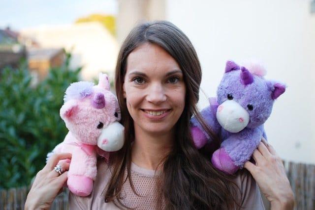 einhornliebe freya - Interview mit Freya, bei der man Einhörner adoptieren kann... (mit Gewinnspiel) -