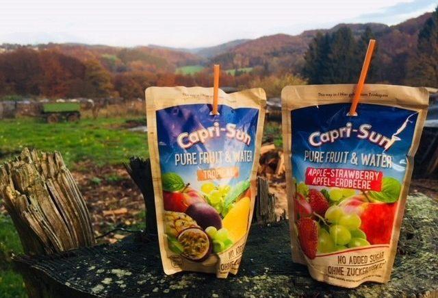 capri sun 1 640x435 - Herbstspaziergang: Warum es für unsere Kinder manchmal Ausnahmen von der Regel gibt – Kooperation mit Capri-Sun -