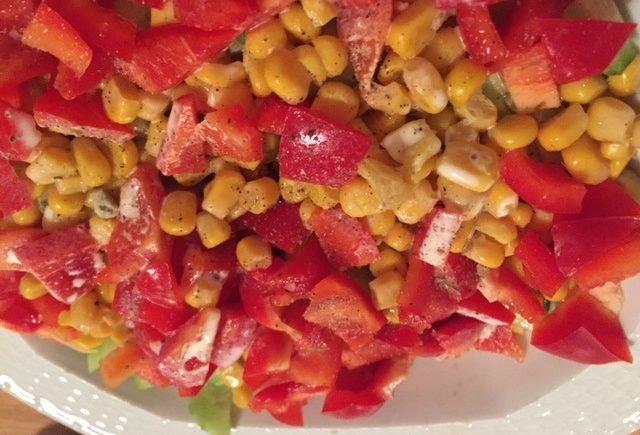 """salat ernaehrung kinder 640x435 - Ernährung von Kindern: """"Baaaah, ich ess das nicht!"""" -"""