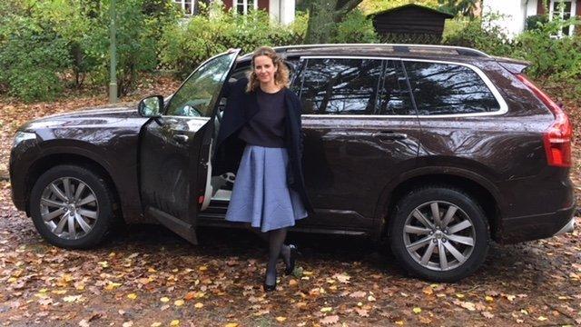 volvoaufmacher - Wenn Auto-Träume wahr werden - wir durften den Volvo XC 90 testen -