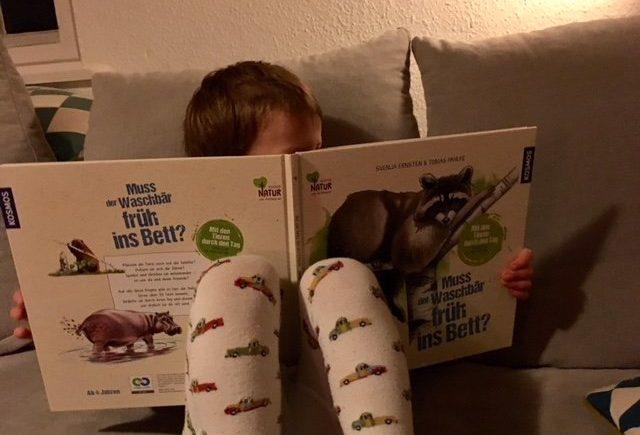 """kosmos3 640x435 - """"Muss der Waschbär früh ins Bett?"""": Gewinnt drei Bücherpakete mit den Naturbüchern für Kinder von Kosmos -"""