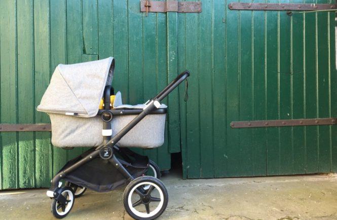bugaboo fox scheunentor 665x435 - Der BUGABOO FOX im Test: Ich werde TANTE und schiebe bald meine Nichte durch den Garten -