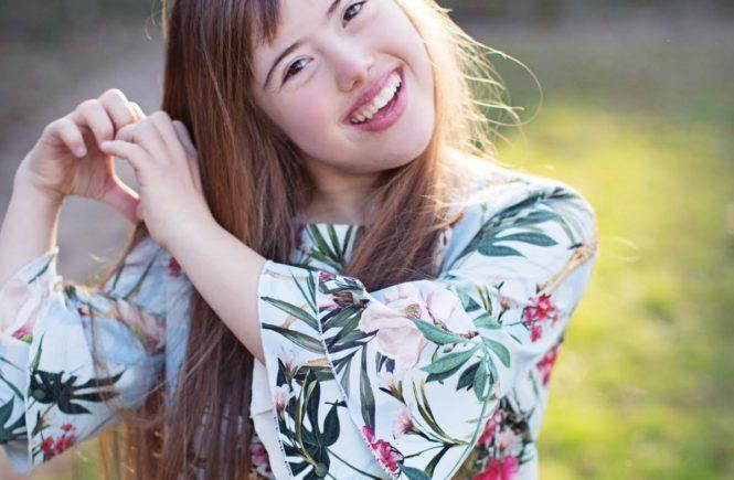juliana 665x435 - Down-Syndrom: Jeder hat sein Päckchen zu tragen - ich trage meins mit Freude -
