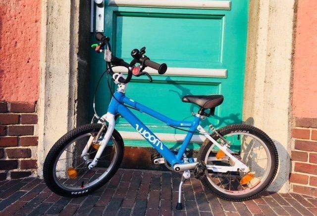 woom1 640x435 - Unser Ostergeschenk an Euch: Gewinnt dieses coole Woom 3 Bike im Wert von 329 Euro -